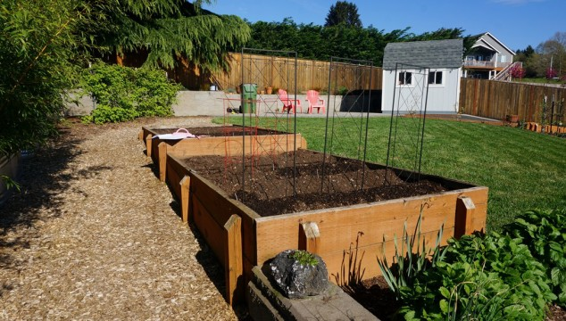 Getting Ready to Grow ~ 2016 Garden